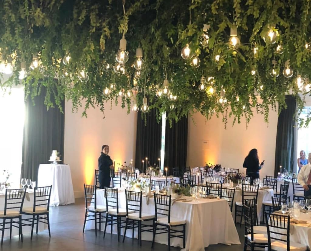 Luxury Wedding Lighting